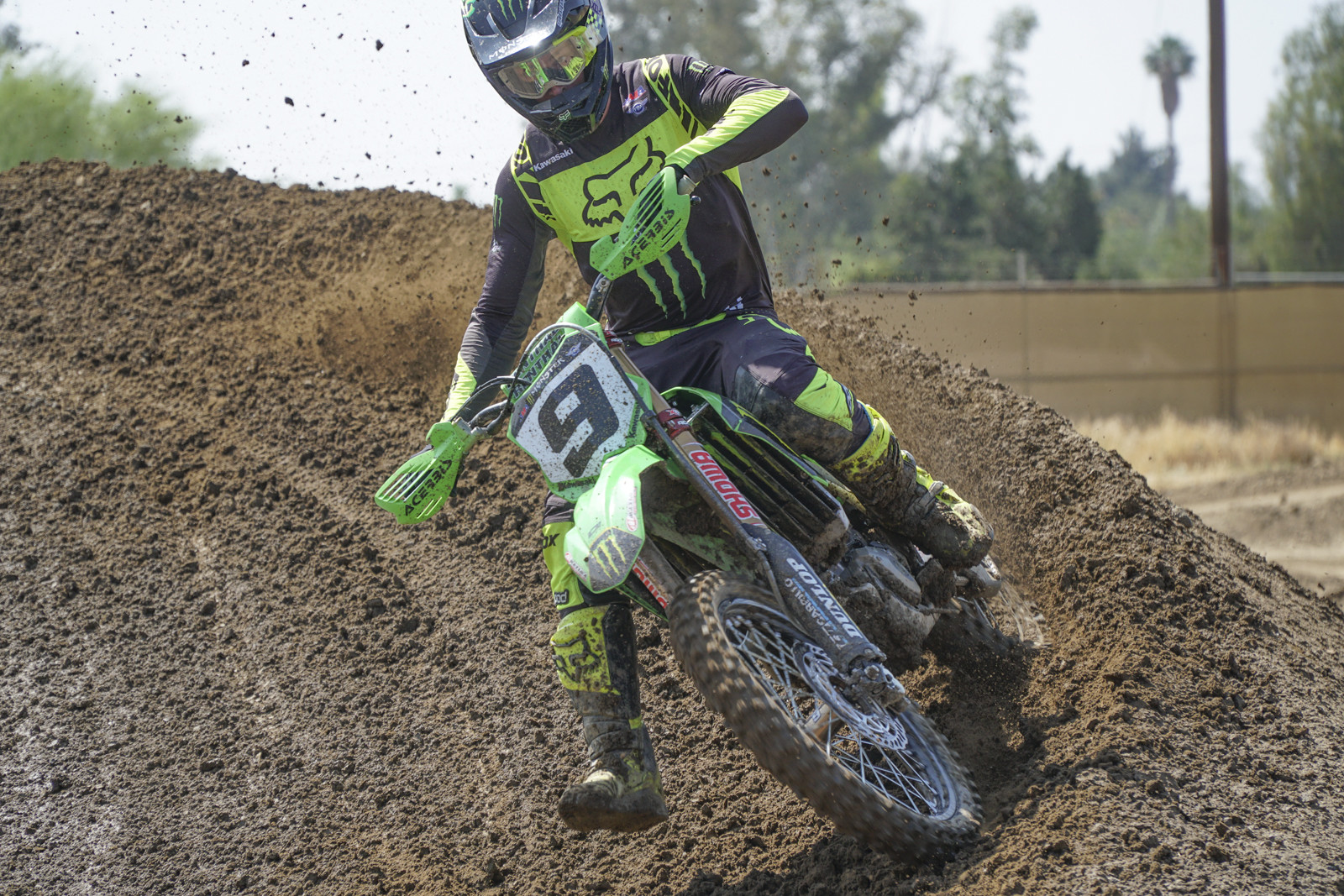 Adam Cianciarulo should be fresh coming into the motocross season.