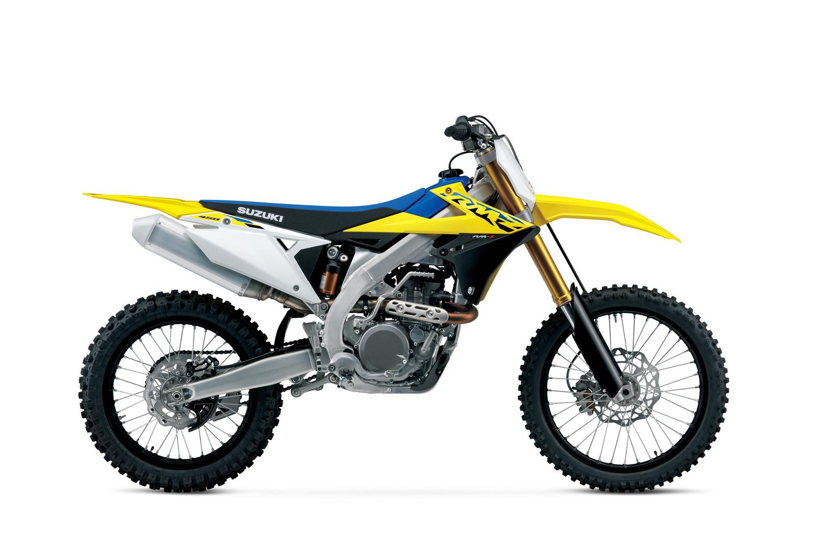 2022 Suzuki RM-Z450