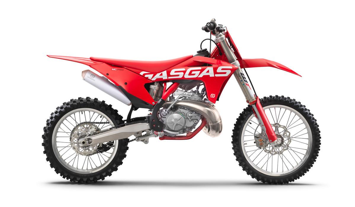 2022 GASGAS MC 250