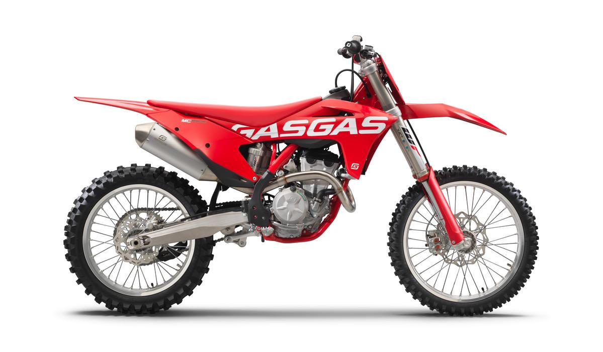 2022 GASGAS MC 250F