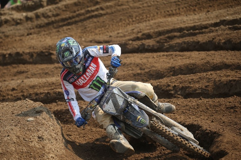 It was a good day for Aaron Plessinger.