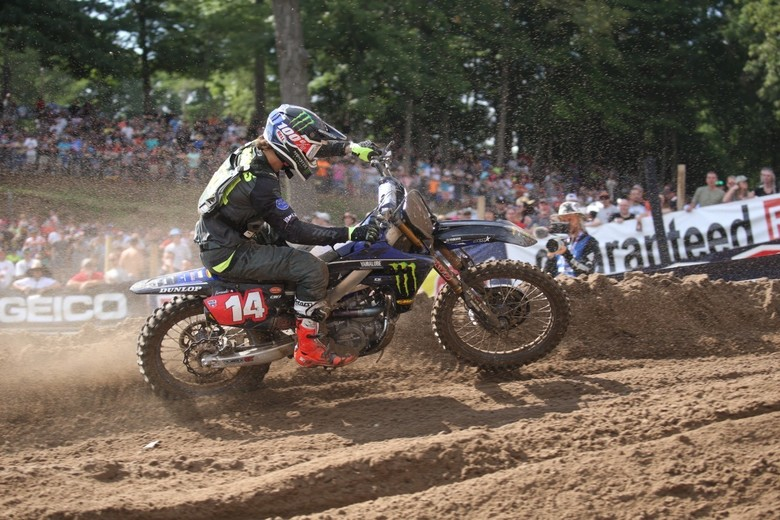 Dylan Ferrandis claimed another win at The Wick.