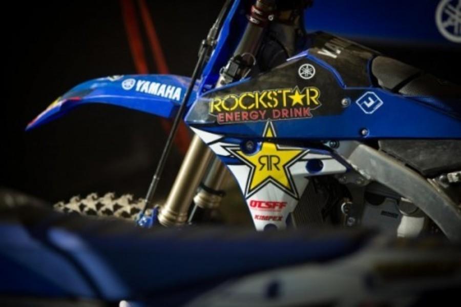 Rockstar OTSFF Yamaha