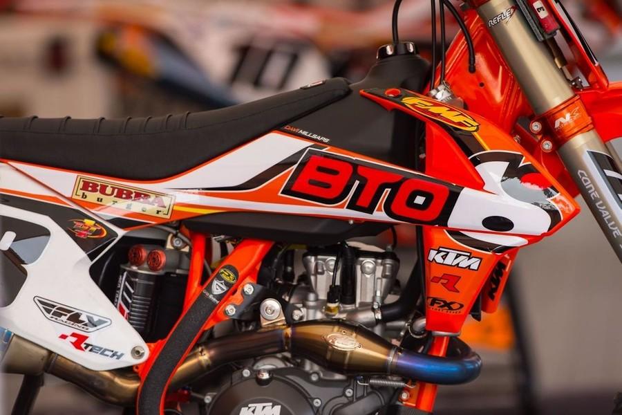 Team BTO Sports/KTM/WPS