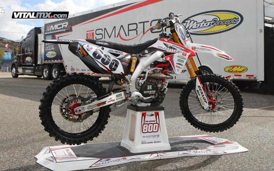 Smartop MotoConcepts Racing