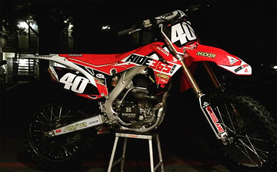 Ride365.com/Honda Racing