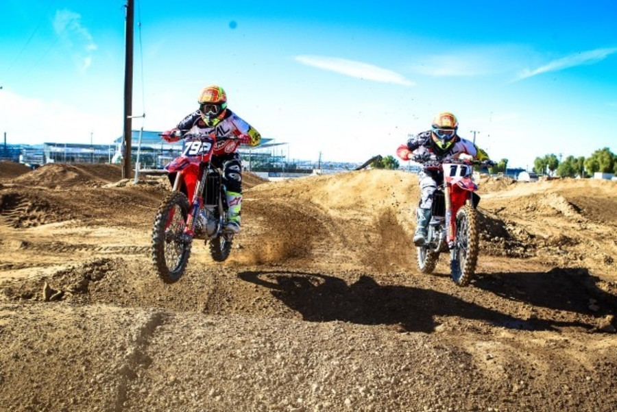 Rocky Mountain/Precision Concepts/Maxxis Racing