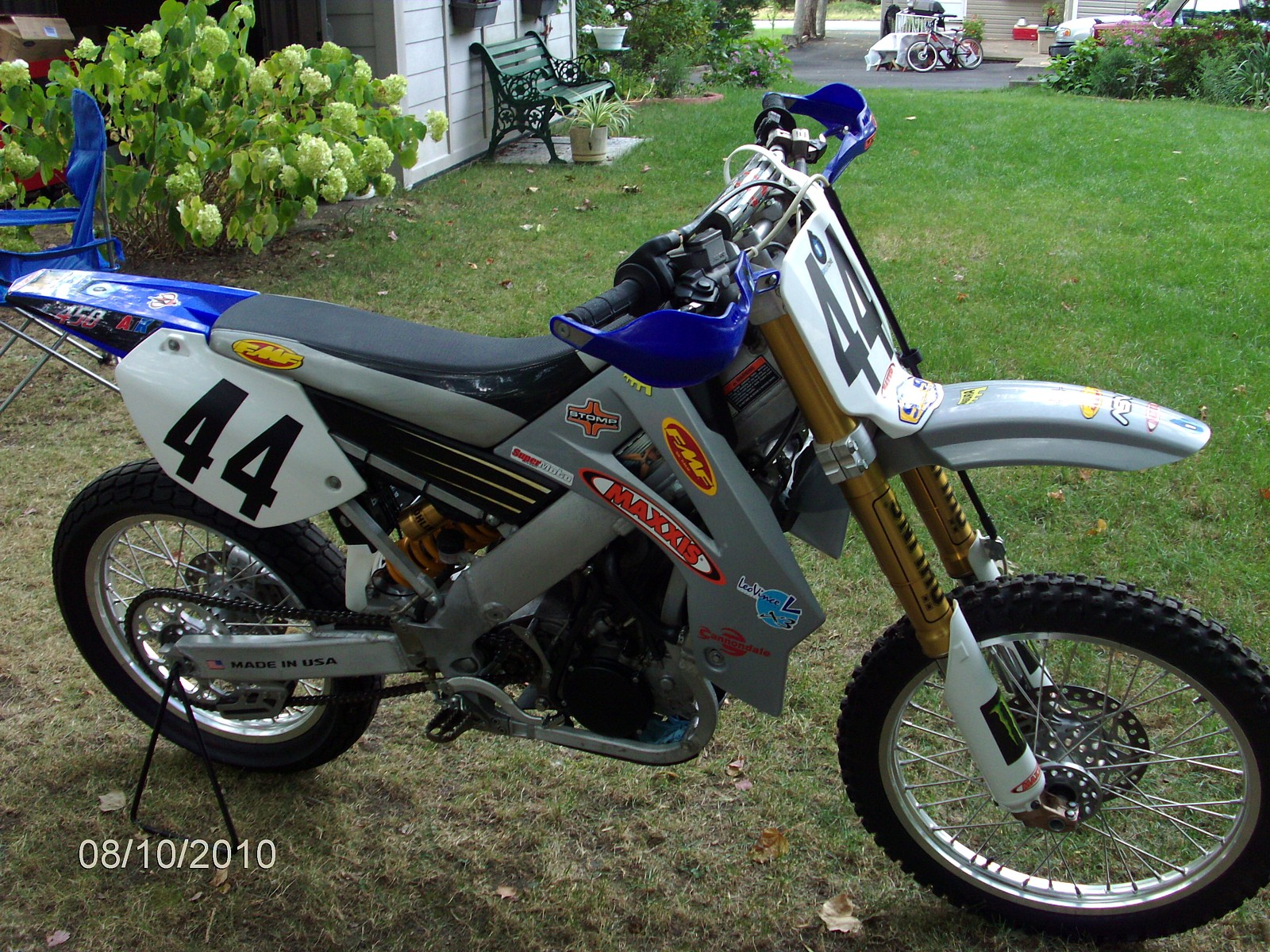 ATK/Cannondale 450MX - racerxusa - Motocross Pictures - Vital MX