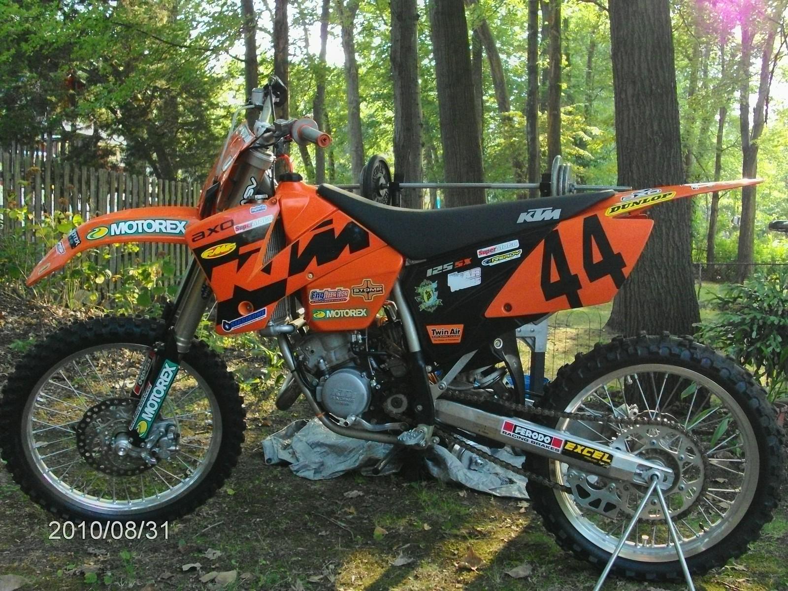 2004 KTM 125SX - racerxusa - Motocross Pictures - Vital MX