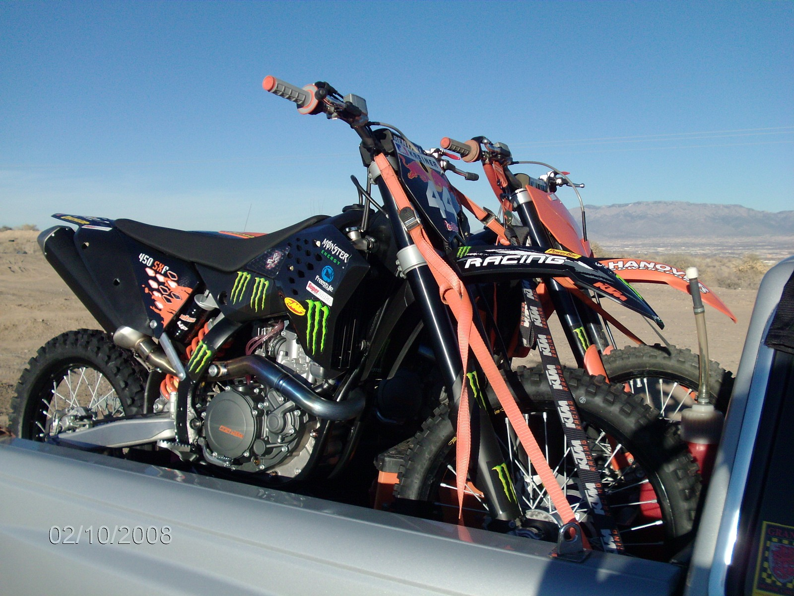 2007 KTM 450SXF and other KTM 505SXF - racerxusa - Motocross Pictures - Vital MX
