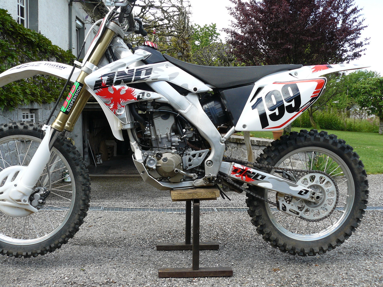 My 250 CR-F '07 - Max - Motocross Pictures - Vital MX