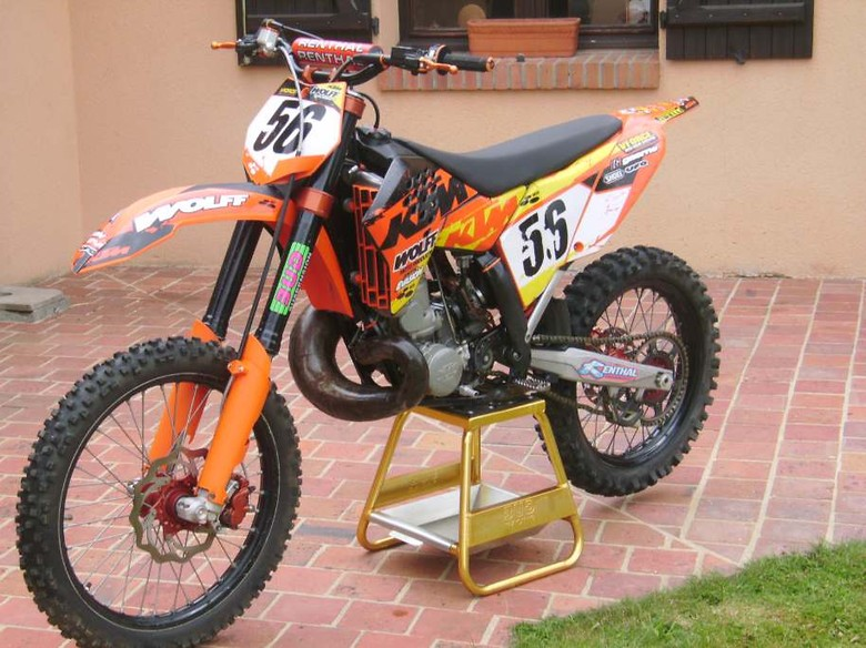Max S Ktm Max S Bike Check Vital Mx