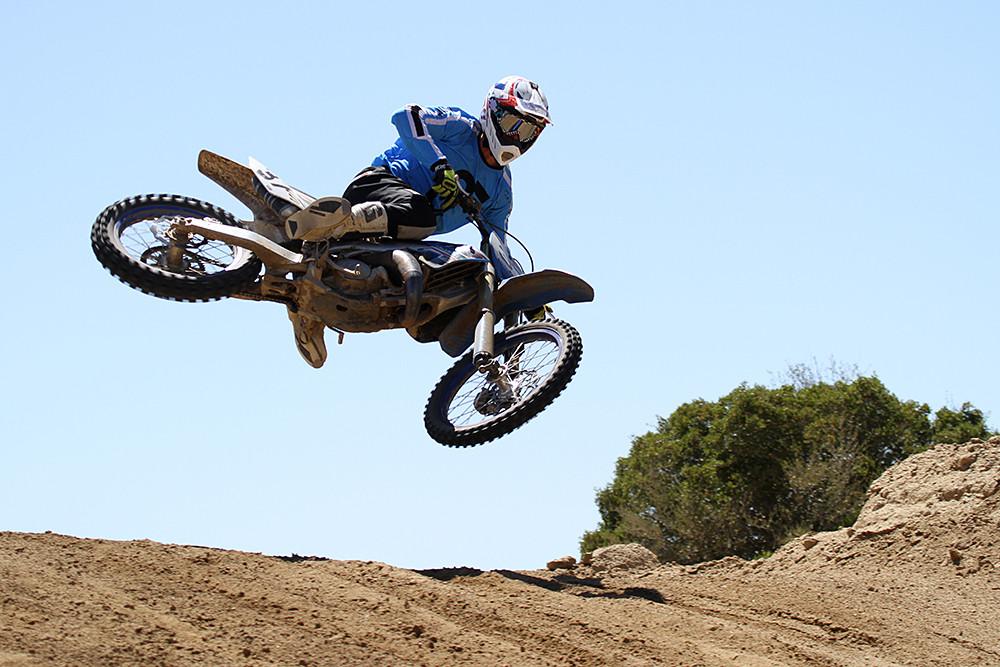 2012 TM MX 125 - Action 7 - 2012 TM MX 125 - Motocross Pictures - Vital MX