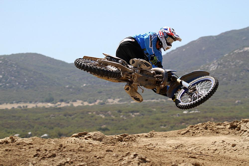 2012 TM MX 125 - Action 8 - 2012 TM MX 125 - Motocross Pictures - Vital MX