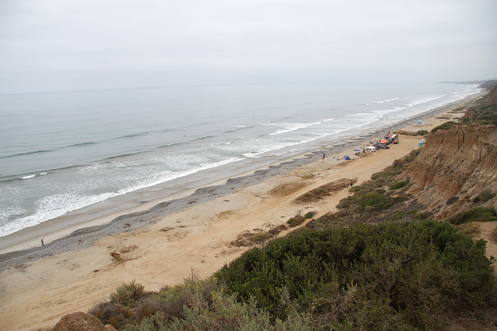 San Onofre Socked In - Surfercross: Day 2 - Motocross Pictures - Vital MX