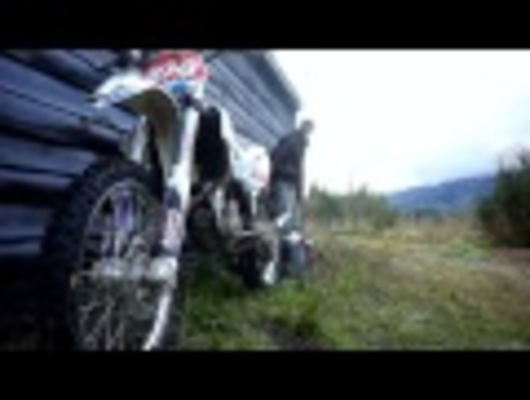 RESTRICTED RIDE (2014) - Short film featuring Canadian pro dirtbiker Jarrett May