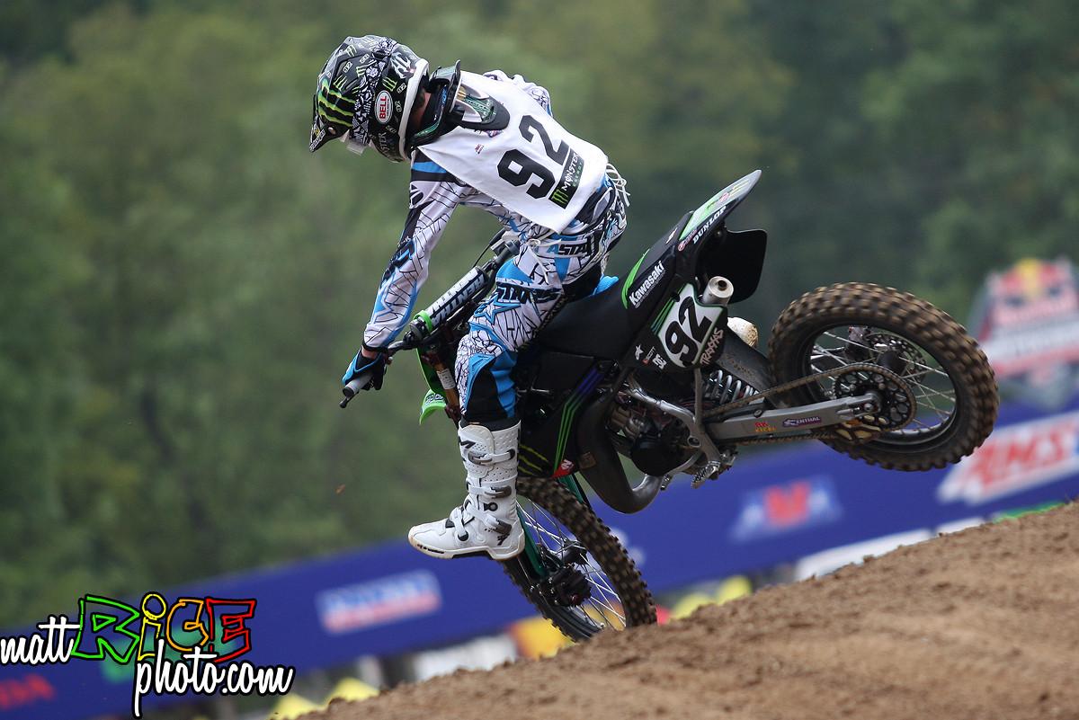 Adam Cianciarulo Supermini. - 47RicePhoto - Motocross Pictures - Vital MX