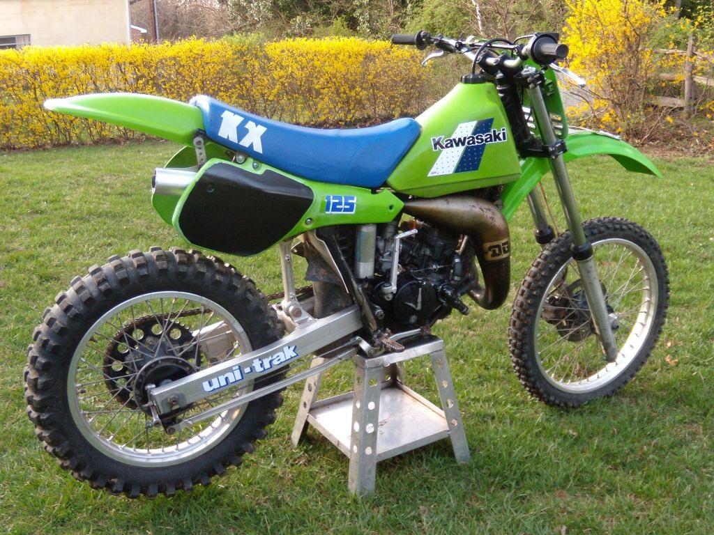 1984 Kx125 300zx Motocross Pictures Vital Mx