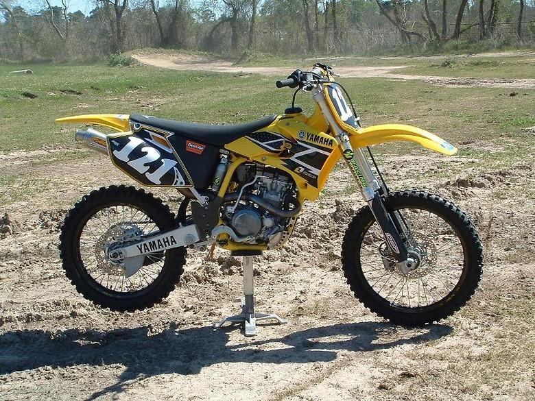 2005 YZ250F