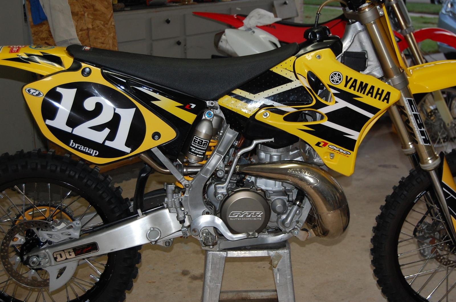 2006 YZ250 - braaap's Bike Check - Vital MX