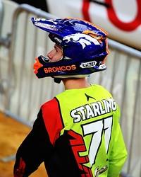 Justin Starling