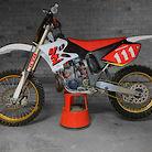 Retro YZ250 2006