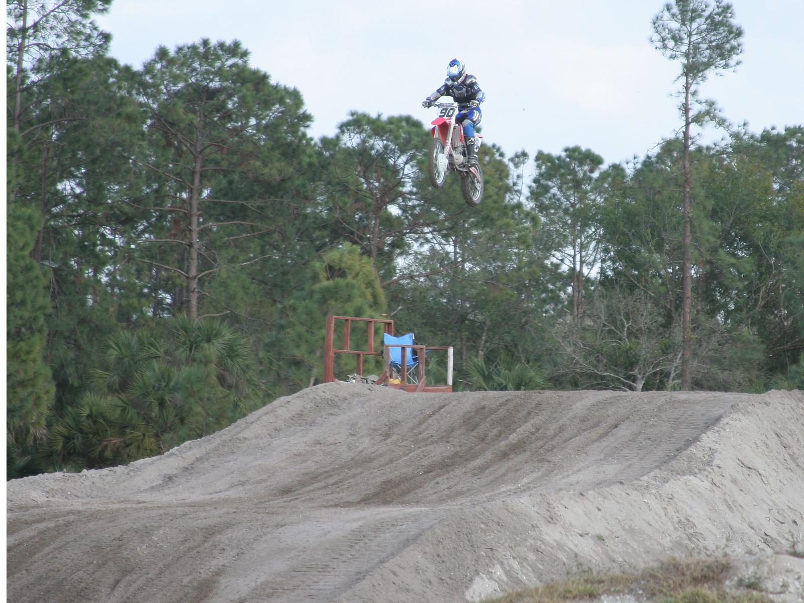 BIG AIR Seminole MX Fla - JOHN CHOATE - Motocross Pictures - Vital MX