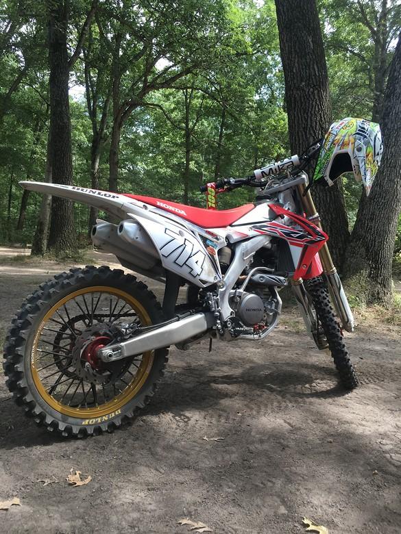 '16 CRF250R