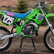 Jeremy McGrath KX125