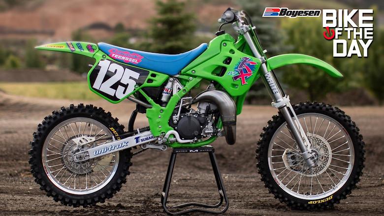 Jeremy McGrath KX125