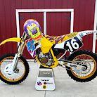 Steve Lamson 1992 RM125