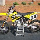 vetmotoxer34's Yamaha
