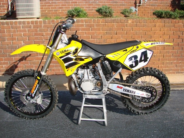 My ride for the 2010 Season. I stopped drinking the 4-stroke kool-aide.