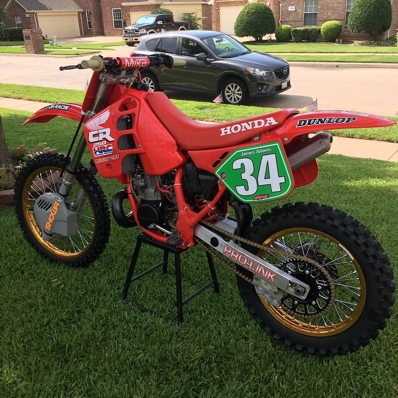 1988 CR250