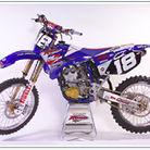 Marco 11's Yamaha