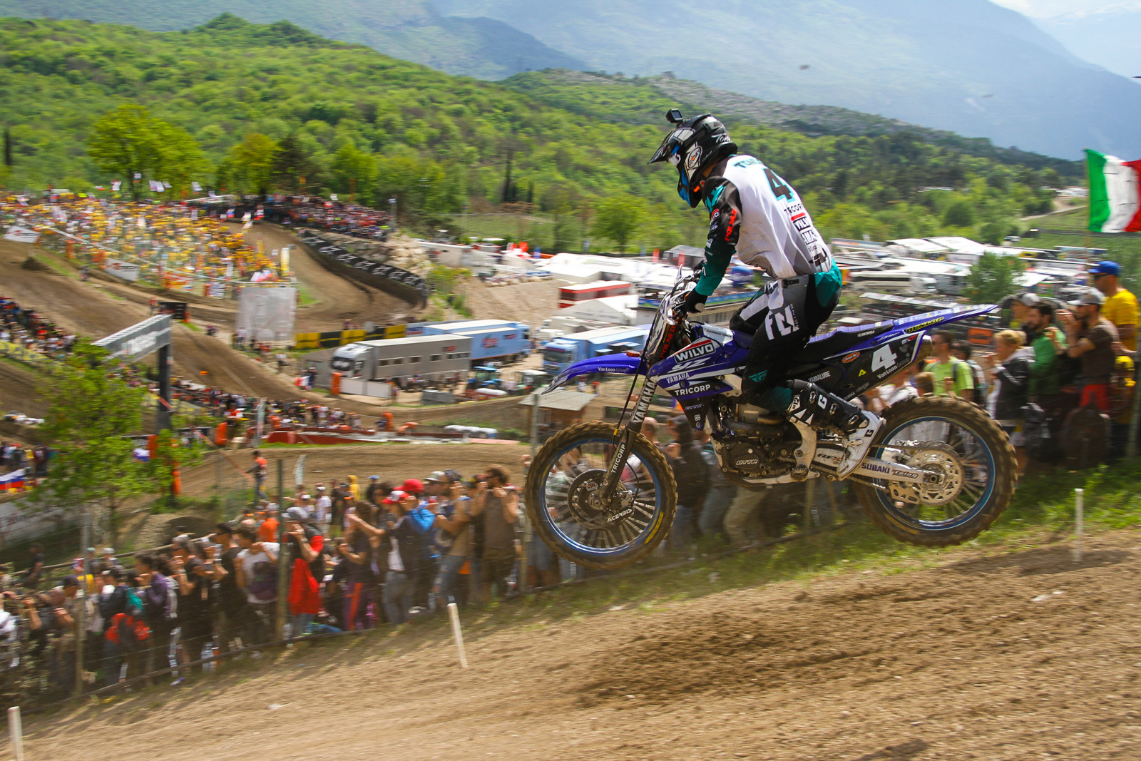 Arnaud Tonus - Photo Blast: 2017 MXGP of Trentino - Motocross Pictures - Vital MX