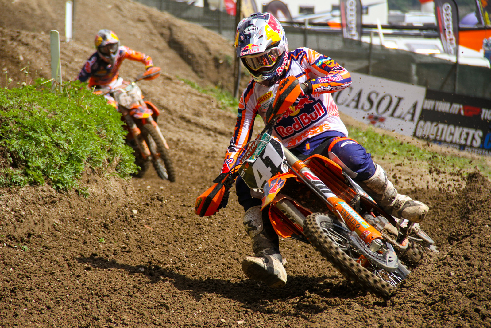 Pauls Jonass - Photo Blast: 2017 MXGP of Trentino - Motocross Pictures - Vital MX