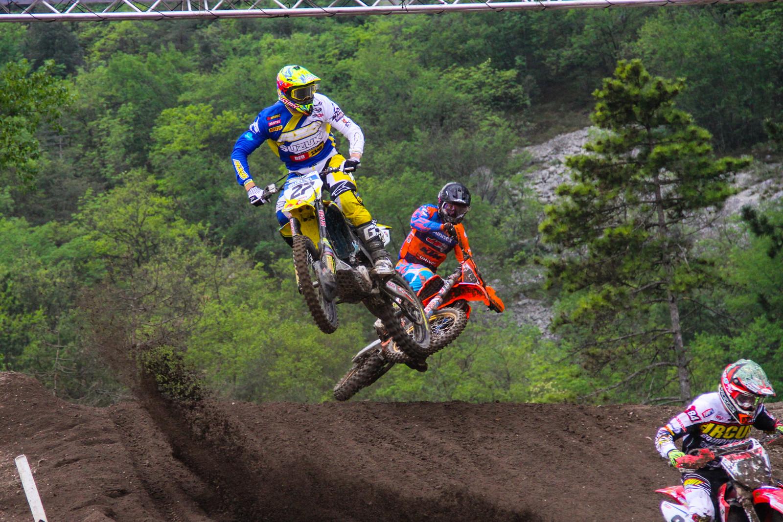Arminas Jasikonis - Photo Blast: 2017 MXGP of Trentino - Motocross Pictures - Vital MX