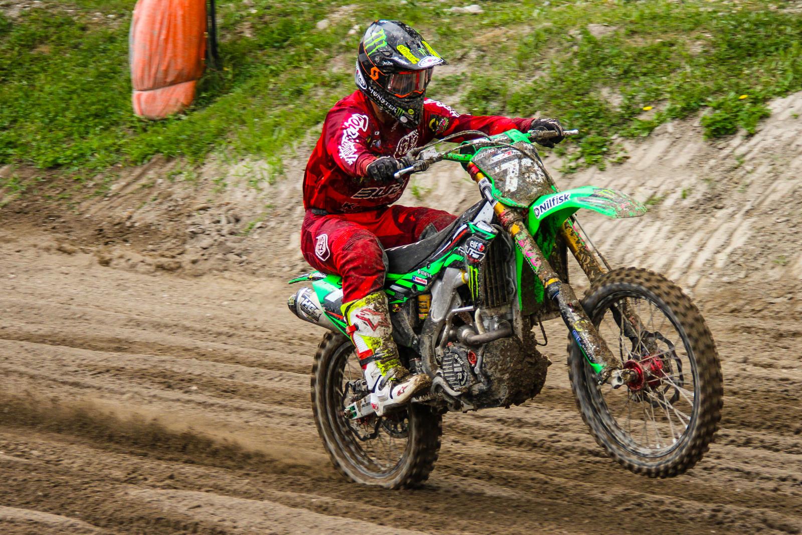 Marshal Weltin - Photo Blast: 2017 MXGP of Trentino - Motocross Pictures - Vital MX