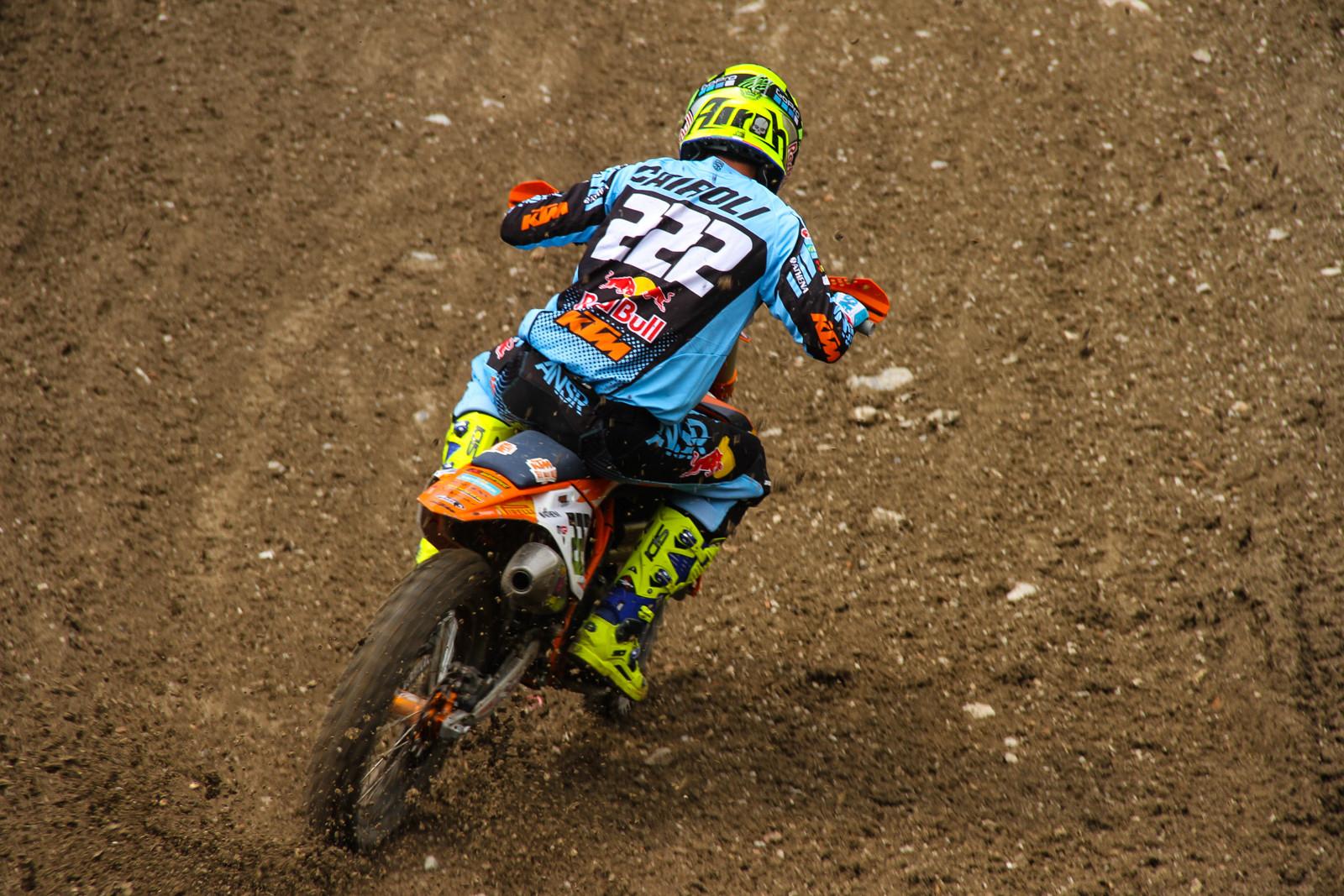 Antonio Cairoli - Photo Blast: 2017 MXGP of Trentino - Motocross Pictures - Vital MX