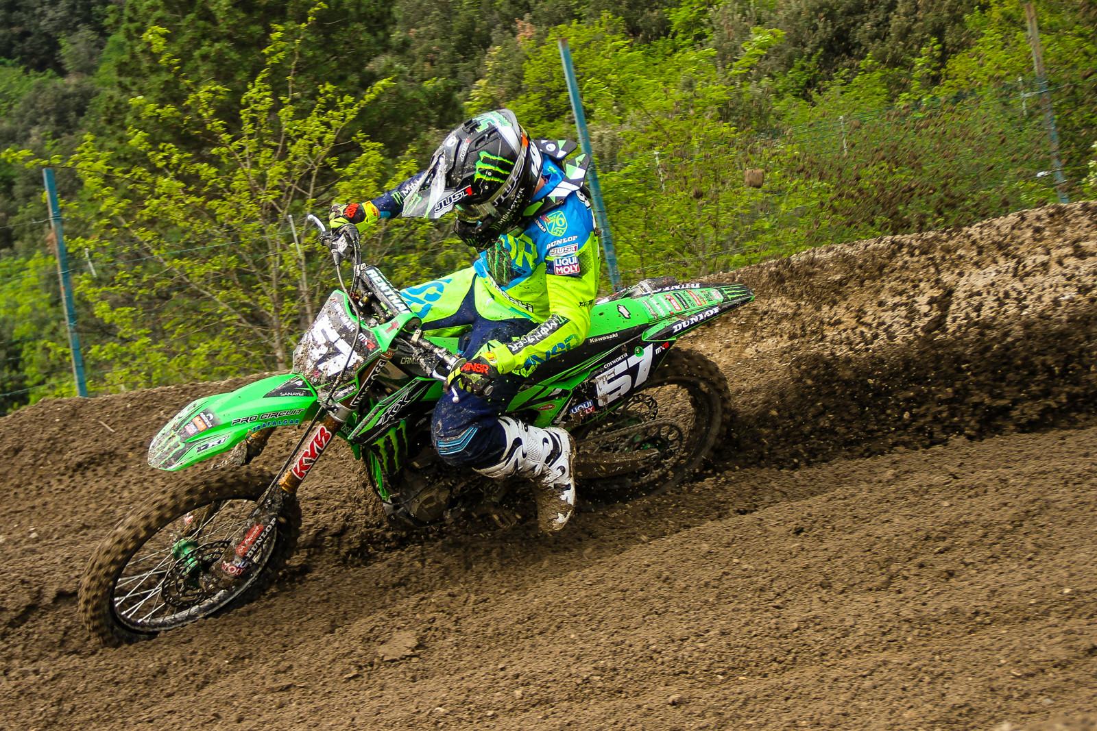 Darian Sanayei - Photo Blast: 2017 MXGP of Trentino - Motocross Pictures - Vital MX