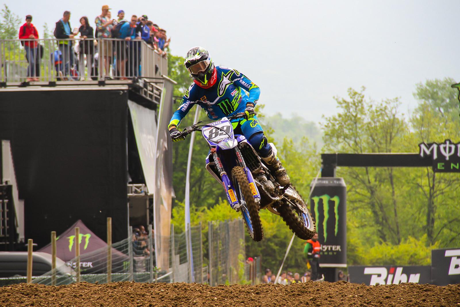 Jeremy van Horebeek - Photo Blast: 2017 MXGP of Trentino - Motocross Pictures - Vital MX