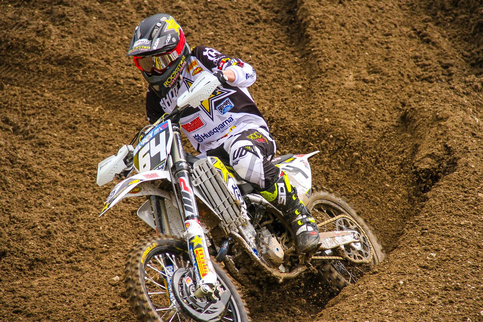 Thomas Covington - Photo Blast: 2017 MXGP of Trentino - Motocross Pictures - Vital MX