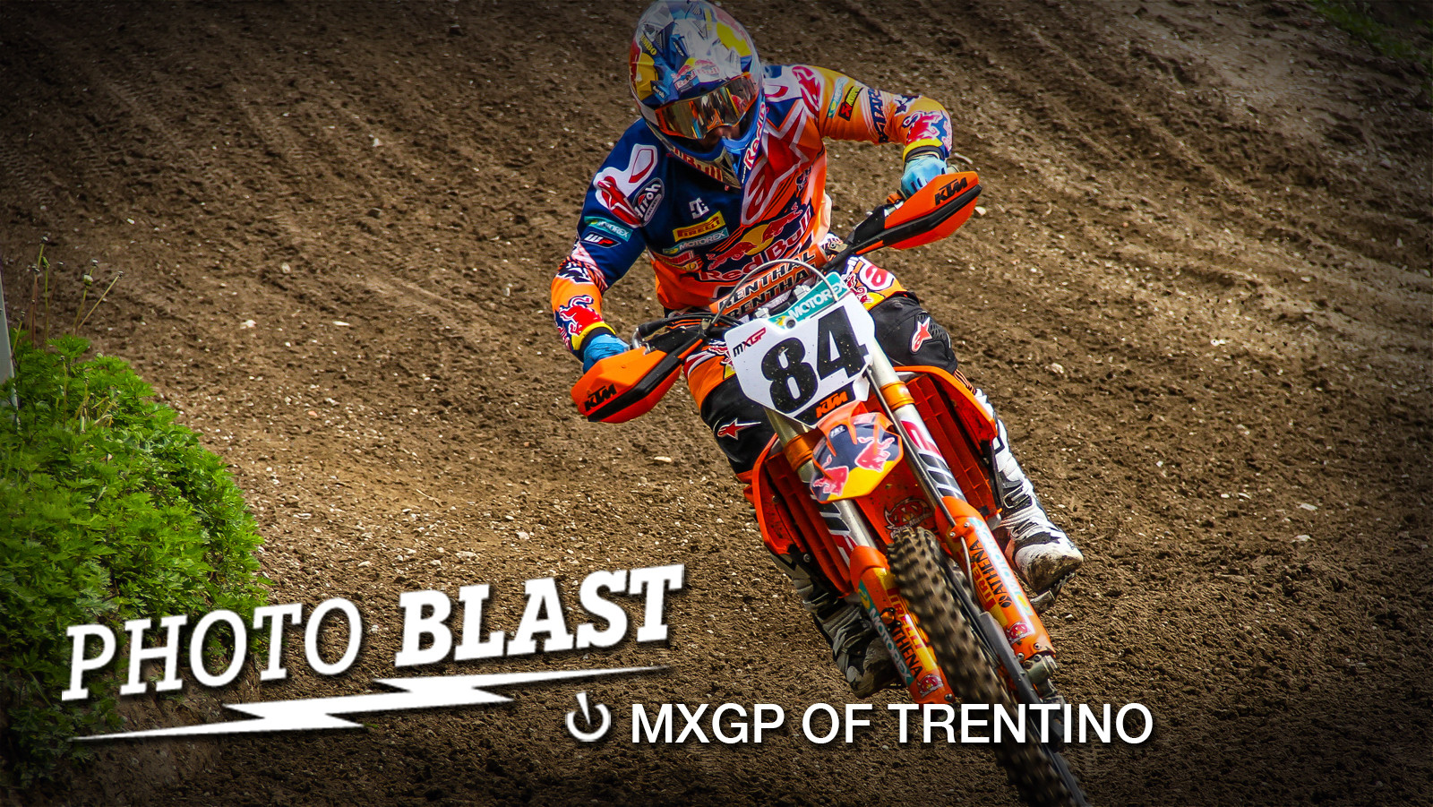Jeffrey Herlings - Photo Blast: 2017 MXGP of Trentino - Motocross Pictures - Vital MX