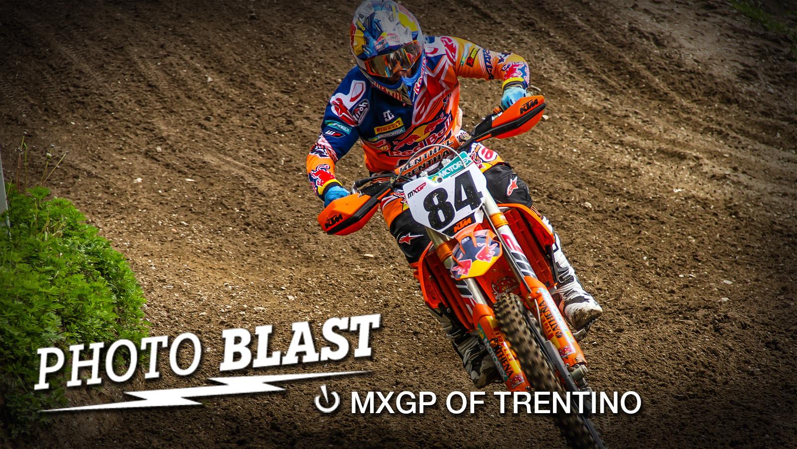 Jeffrey Herlings - Photo Blast: 2017 MXGP of Trentino - Motocross Pictures - Vital MX