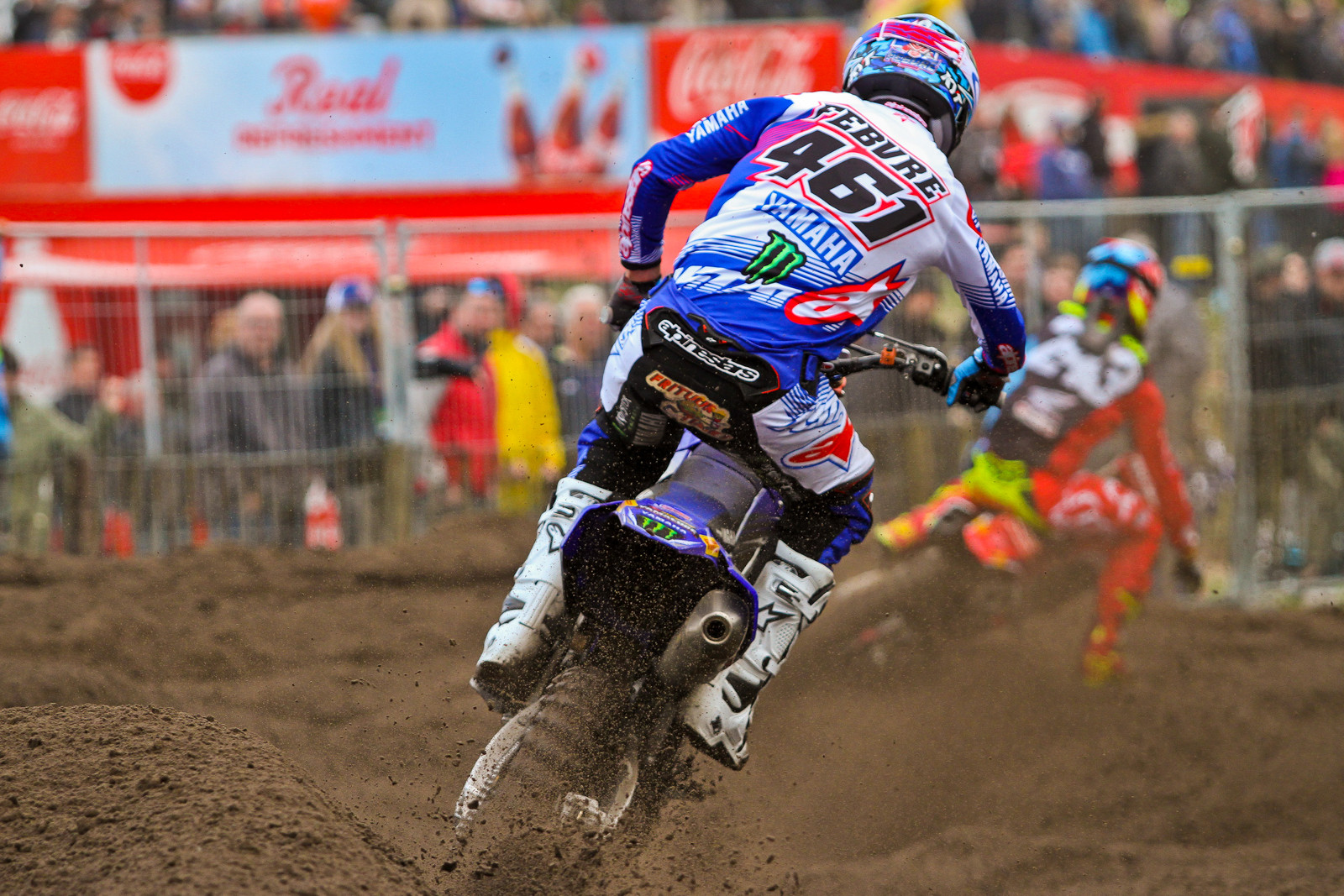 Romain Febvre - Photo Blast: 2017 MXGP of Valkenswaard - Motocross Pictures - Vital MX