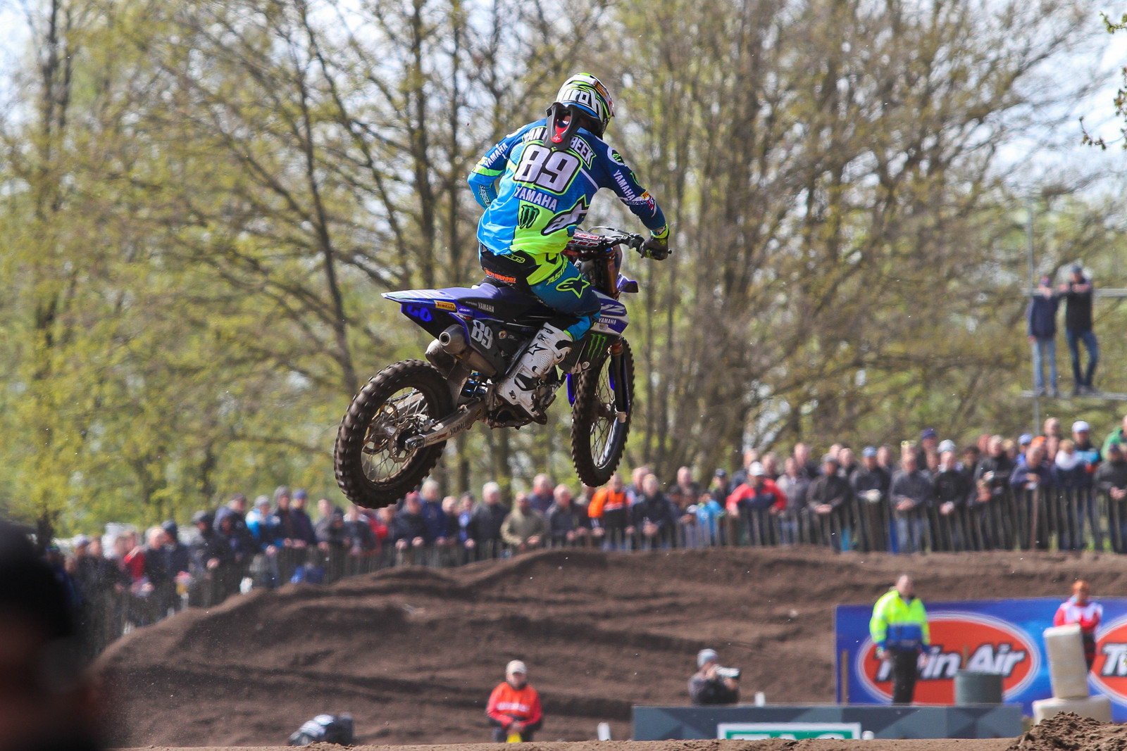 Jeremy van Horebeek - Photo Blast: 2017 MXGP of Valkenswaard - Motocross Pictures - Vital MX