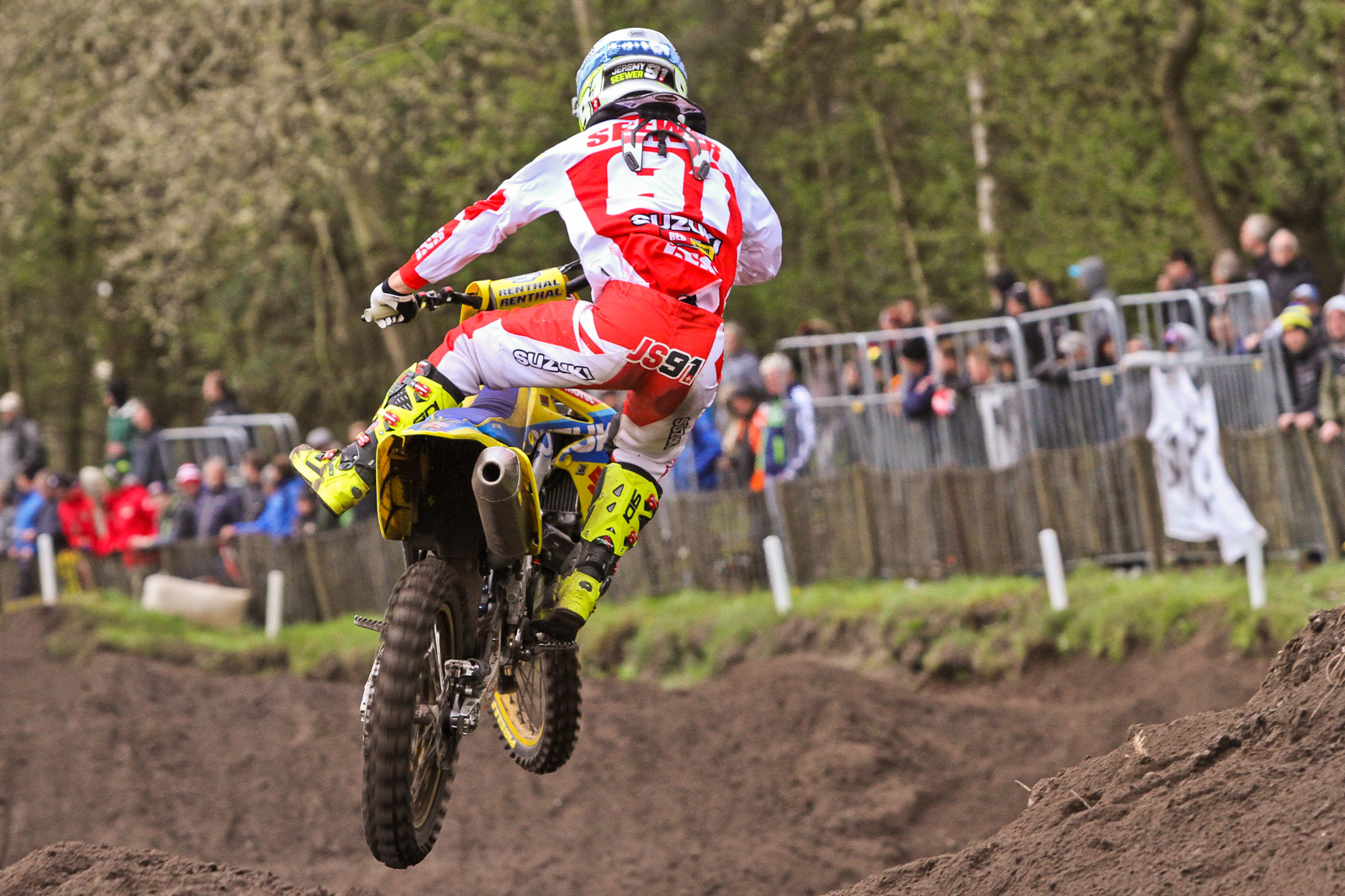 Jeremy Seewer - Photo Blast: 2017 MXGP of Valkenswaard - Motocross Pictures - Vital MX