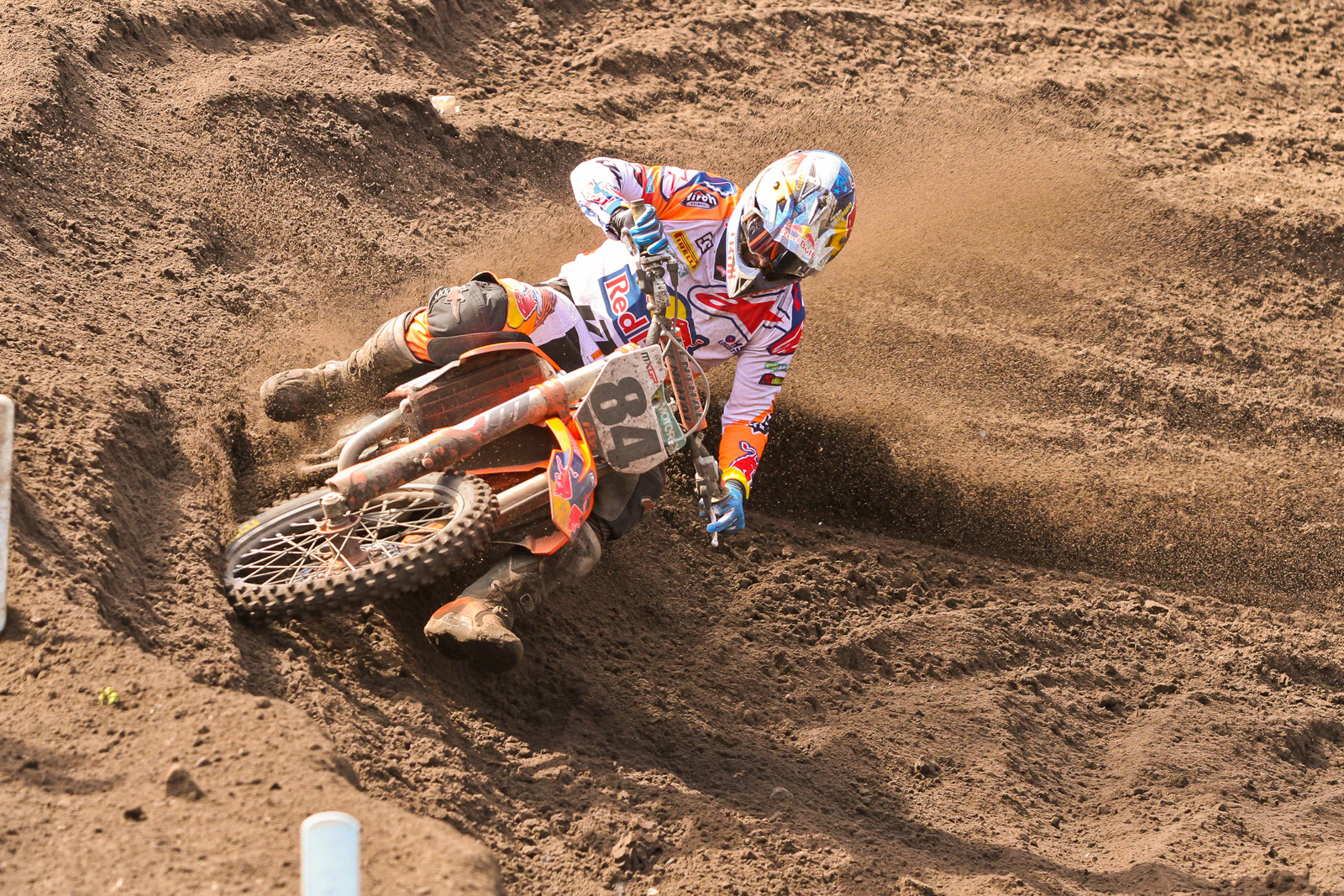 Jeffrey Herlings - Photo Blast: 2017 MXGP of Valkenswaard - Motocross Pictures - Vital MX