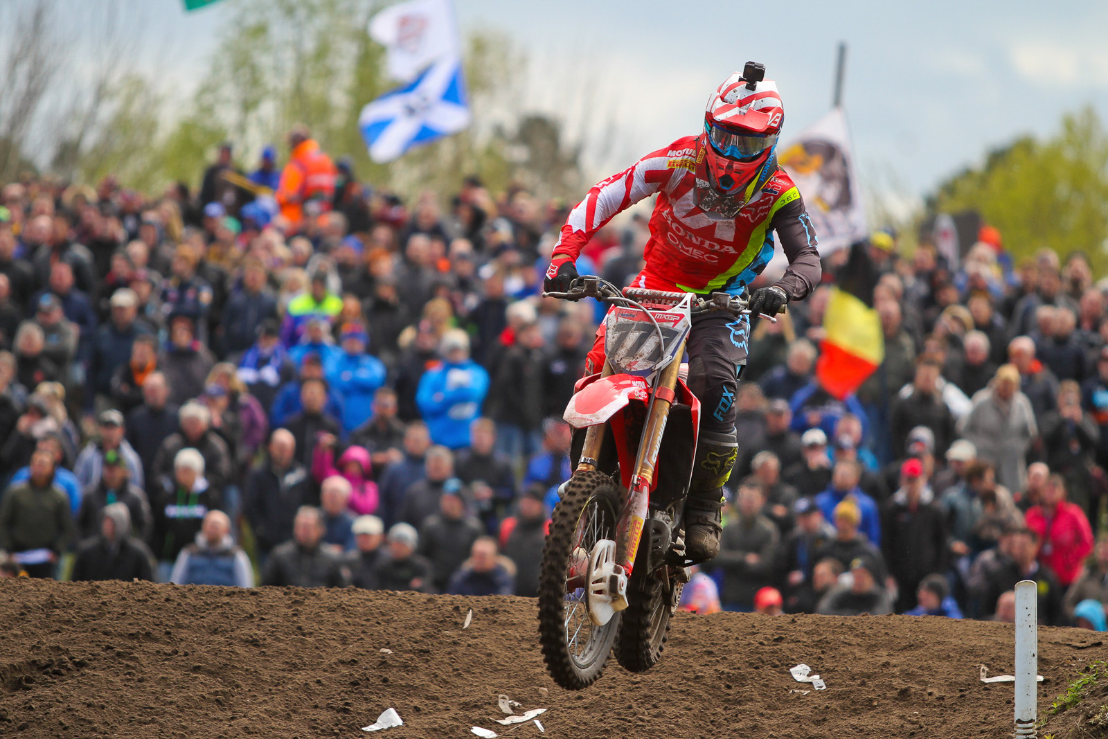 Evgeny Bobryshev - Photo Blast: 2017 MXGP of Valkenswaard - Motocross Pictures - Vital MX
